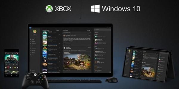 Xbox:Windows 10