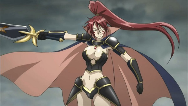 battle girls - Nobunaga