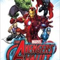 The Avengers Vault cover