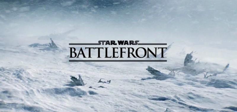 SW Battlefront logo hoth