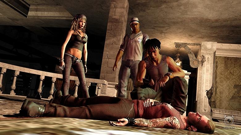 Saints Row 2 screenshot HD