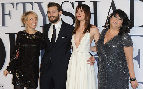 fifty shades of grey premier