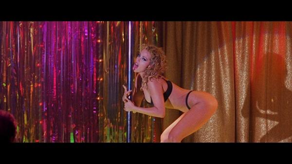 showgirls - stripping