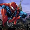 spider-man comic web-slinging