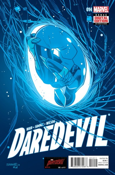 Daredevil #14 cover
