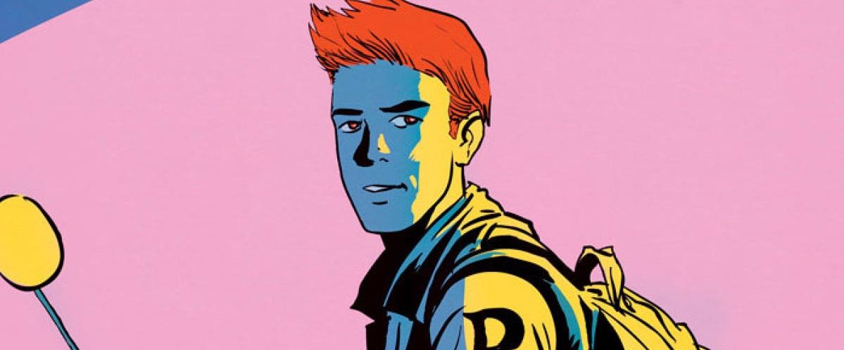 Archie variant cover Francavilla