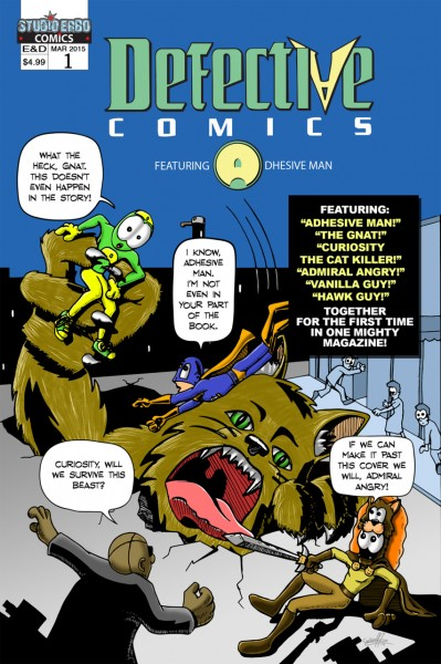 Defective Comics Best or worst cover