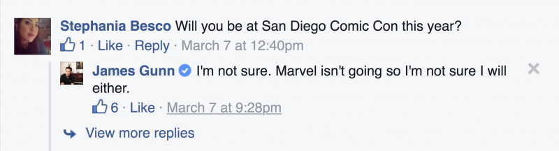 Marvel Comic Con