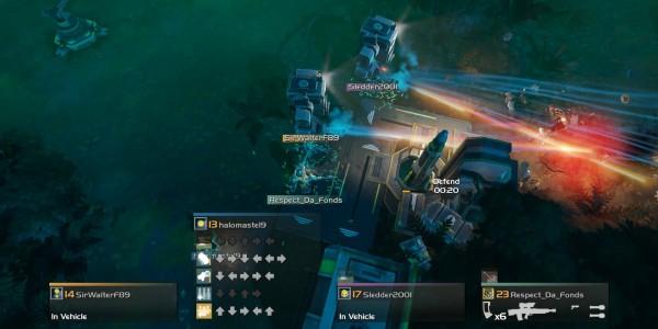 helldivers gameplay jungle 2 mechs
