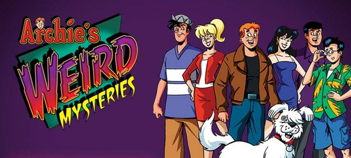 Archies Weird Mysteries banner