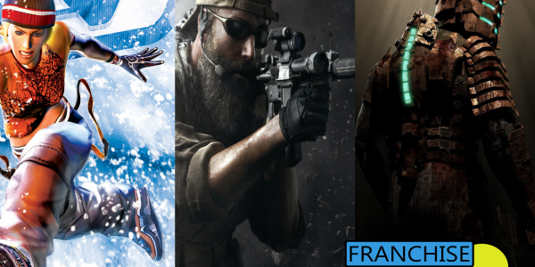 Franchise Forecast Deadspace SSX MoH