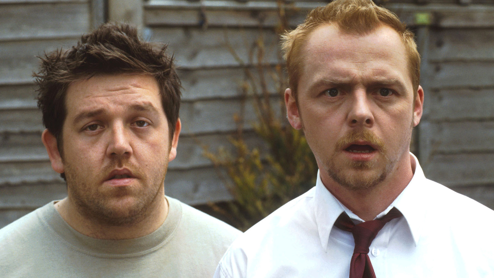 Shaun of the Dead 1 the top 8 simon pegg roles entertainment fuse Shaun of the Dead Meme at fashall.co