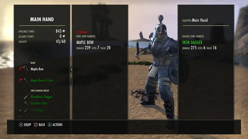 Exploring The Elder Scrolls Online PS4 Beta | Entertainment Fuse