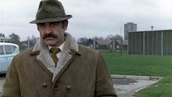 the offence - detective johnson