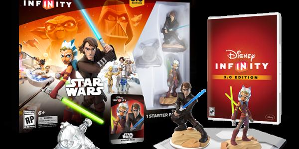 Disney infinty 3 box