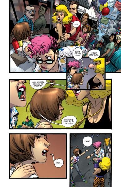 Rocket Girl #6 Page 3