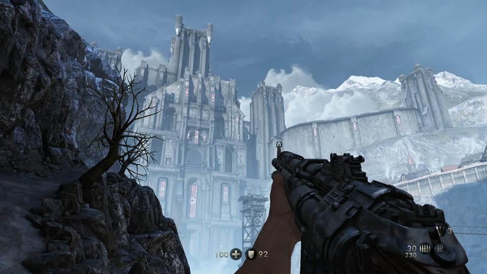 wolfenstein new order how to get into d4