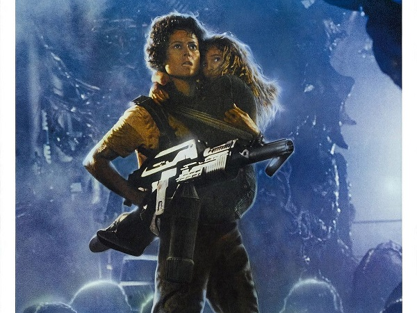 aliens - ripley and newt