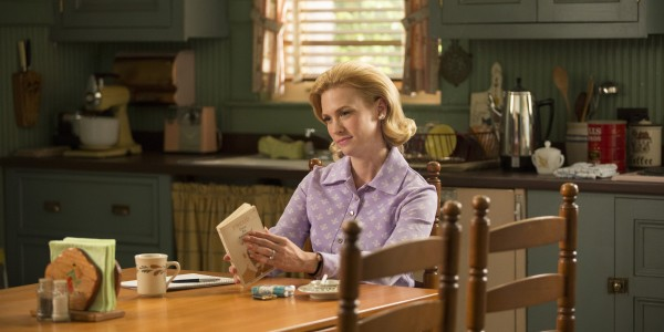 January Jones as Betty Francis - Mad Men _ Season 7B, Episode 12 - Photo Credit: Justina Mintz/AMC