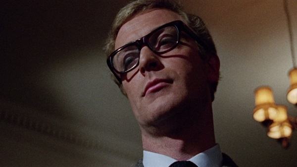 michael caine as harry palmer