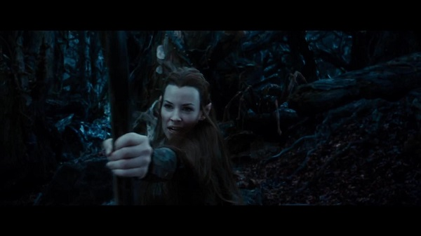 the hobbit tauriel