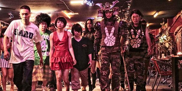 tokyo tribe - group shot