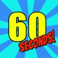 60 seconds logo large