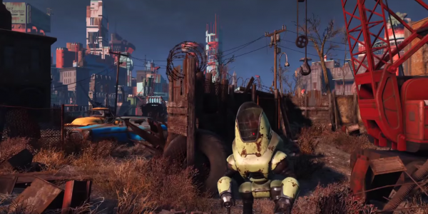 Fallout 4 trailer screenshot