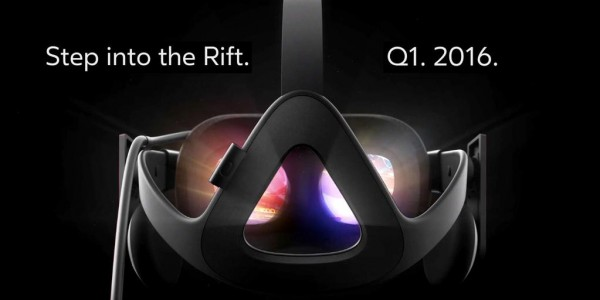 Oculus Step Into The Rift