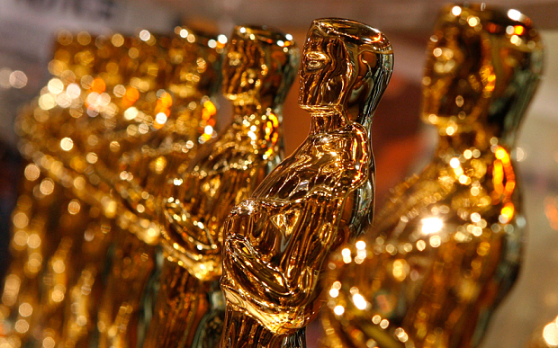 Oscar statuettes