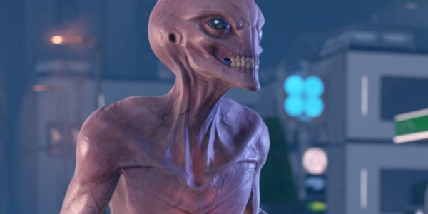 Xcom2 alien closeup