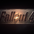 fallout 4 logo large black