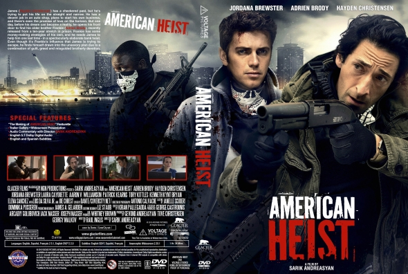 American Heist Stream Deutsch