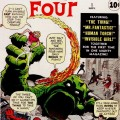 Fantastic Four #1 cover