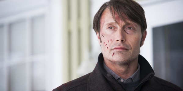 "HANNIBAL -- ""Digestivo"" Episode 307 -- Pictured: Mads Mikkelsen as Hannibal Lecter -- (Photo by: Brooke Palmer/NBC)"