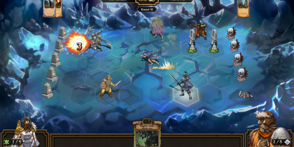 Screen_Battle2 Scrolls gameplay