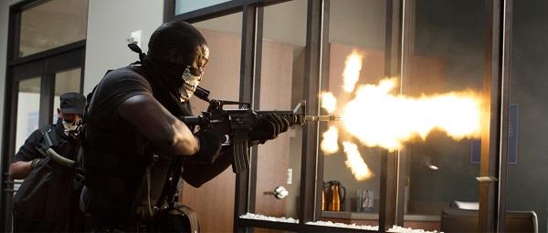 american heist - shooting