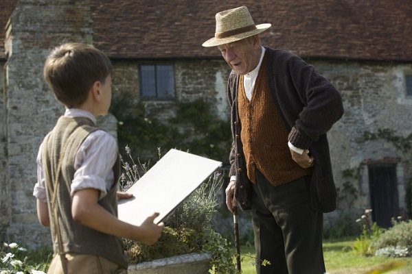 mr holmes and roger