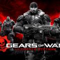 Gears of War UE logo screen