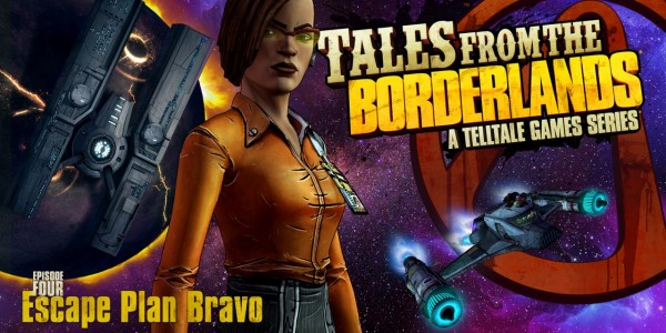 Tales From The Borderlands Ep4 logo art