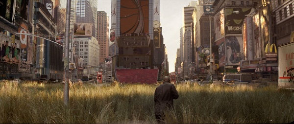 i am legend new york