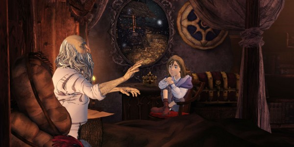 kings quest old man