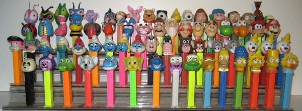 pez despenters