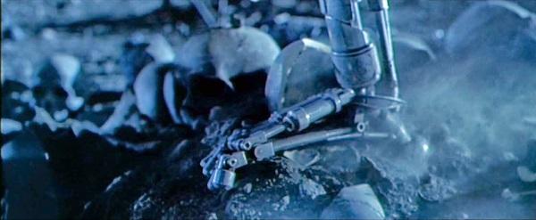 terminator - skull