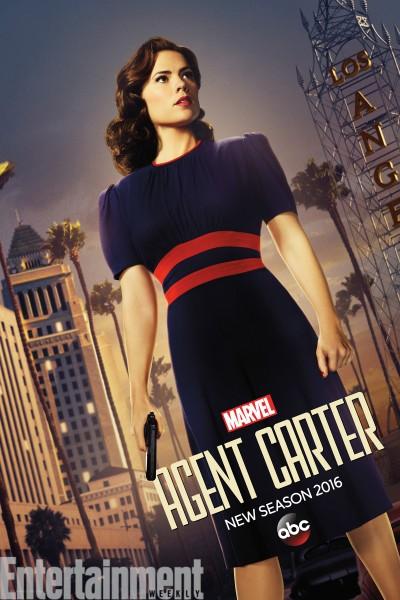 Agent Carter Season 2 Poster - Agent Carter