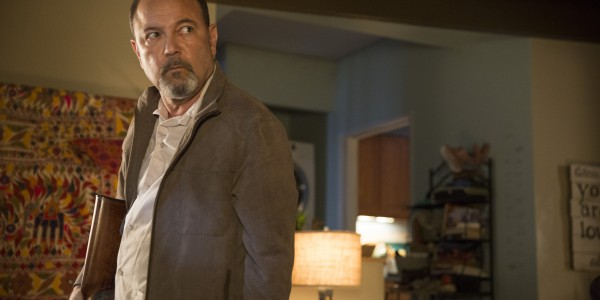Ruben Blades as Daniel Salazar - Fear The Walking Dead _ Season 1, Episode 3 - Photo Credit: Justina Mintz/AMC