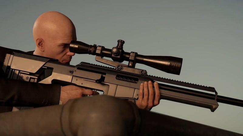 Hitman 2016 sniper