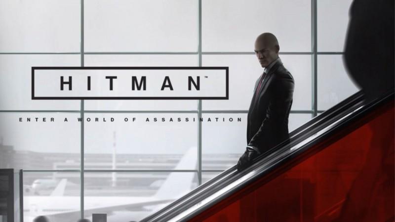 Hitman large logo