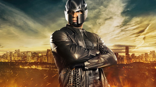 John Diggle - New Costume - Arrow
