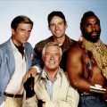 "John ""Hannibal"" Smith, Templeton ""Faceman"" Peck, H.M. ""Howling Mad"" Murdock, B.A. ""Bad Attitude"" Baracus - The A-Team"
